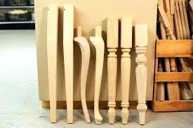 turned wood table legs 4 wooden table legs turned wood legs amazing wooden furniture legs leg