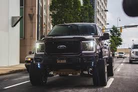 2018 F150 Led Lights 2018 2020 Ford F150 Led Drl Projector Headlights