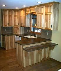 natural hickory kitchen cabinets tural hickory kitchen cabinets inspiratiol knotty amazing images of rta natural hickory