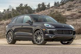 Used 2017 Porsche Cayenne for sale - Pricing & Features | Edmunds