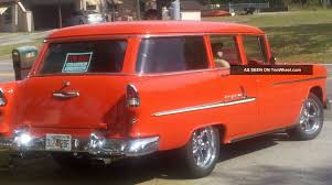 55 Chevy Wagon Projects For Sale In California.html   Autos Weblog