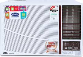carrier air conditioning window. carrier 1.5 ton 3 star window ac - white. add to cart air conditioning s