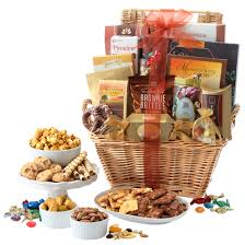 gourmet wicker gift basket large gourmet gift baskets