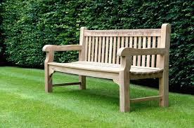 31 wood patio bench quality teak