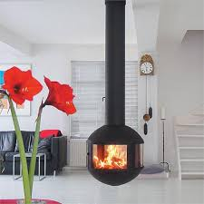 ... Fireplaces, Free Standing Fireplaces Ventless Gas Fireplace Logs Free  Standing Propane Fireplace Brick Wood Wooden ...