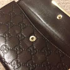 4labels gucci guccissima brown leather continental wallet 5 900x900