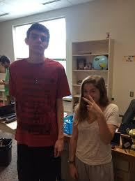 Tall teen 6 ft