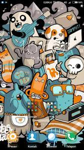 Doodle Art LIve Wallpaper for Android ...