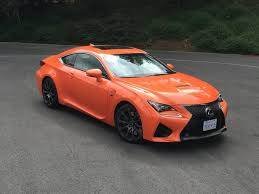 lexus rc f orange. Modren Orange The Lexus RCF Is Aimed Squarely At Cars Like The BMW M4 Cadillac With Rc F Orange