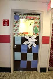 holiday door decorating ideas. Christmas Door Decorating Easy Artistic Decoration For Classroom Holiday  Ideas School . I