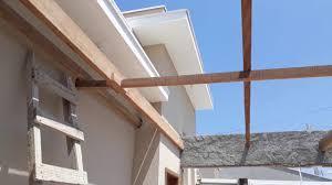 As telhas de pvc são compostas por cerca de 8% de material acrílico, contrariando o senso comum de que esse tipo de telha é. Cobertura Pra Garagem Telhado Embutido Youtube