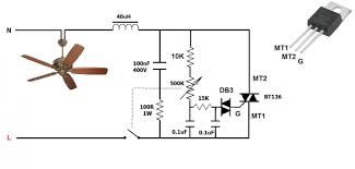 regulator circuit diagram wiring ceiling fan distinguished