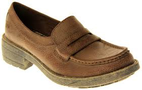 womens las rocket dog brown faux leather flats slip on loafers 3 4 5 6 7