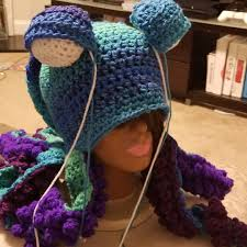 Crochet Octopus Hat Pattern Extraordinary Instagram Photos And Videos Tagged With Octopushat Snap48