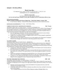 Examples Of Resumes Resume Templates Army Warrant Officer Examples Of Resumes 36