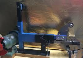 2 inch belt sander. this is my diy 2 x 72 inch belt grinder. sander