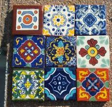 mexican talavera wall decals taking inspiration from mexican talavera these decal tiles are the perfect way to change the look of your existing  on mexican talavera wall art with mexican talavera wall decals taking inspiration from mexican