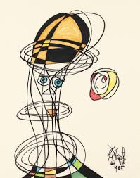 kurt vonnegut the drawings of science fiction s master artist kurt vonnegut the drawings of science fiction s master artist in pictures