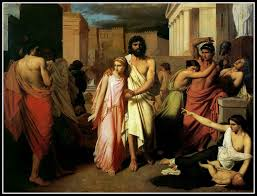 "oedipus the king la audacia de aquiles ""the plague of thebes oedipus"