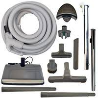 electrolux attachments. electrolux 35ft cvac pack vii with rugmaster plus 099268 attachments