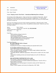 Email Resume Templates How To Send Resume Mail Format Awesome Email