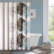 modern shower curtain ideas. Image Of: Nice Bathroom Curtain Ideas Modern Shower A