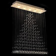 drop lighting. Contemporary Modern Crystal Rain Drop Chandelier Lighting Flush Mount Led Ceiling Bathroom Fixtures Pendant Lamp For P