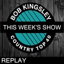 Bob Kingsley Country Top 40 Chart