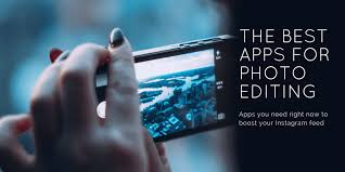 5 of the best photo editing apps you
