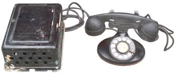 western electric 202 telephone set