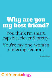 Quotes About Best Friendship Inspiration Friendship Quote Why You're My Best Friend