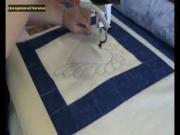 44 best Quilting - Longarm images on Pinterest | Longarm quilting ... & Using heart templates on your longarm quilting machine Adamdwight.com