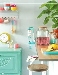 colorful kitchen design. 17 Colorful Kitchen Designs That Would Cheer Up Any Home-homesthetics.net (3 Design T