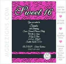 Birthday Party Invitations Templates Free Download 80th