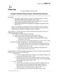 best photos of college paper outline argumentative essay detailed  best photos of college paper outline argumentative essay detailed research example 4