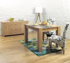aston oak dining table 4 seater