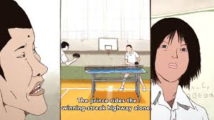 Extreme Ping Pong Ping Pong Other Sports Related Anime Week 5 Winning At All