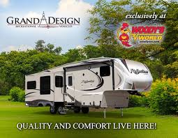 grand design exclusively at woody s rv