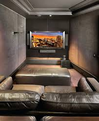 theater room seating ideas sofa stunning theater room sofas home theater ...