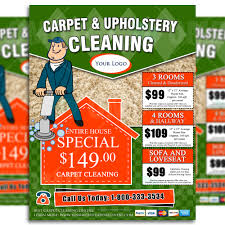 carpet cleaning flyer carpet cleaning flyer design 7 brads carpets