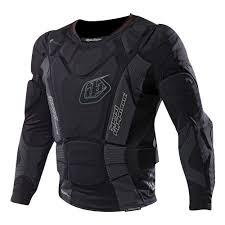 Troy Lee Designs Ups7850 Protect Upl7855 Hw Solid Black