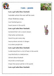 I Am Poems I Am Poem By Esther Grade 6