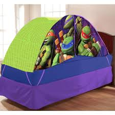 nickelodeon teenage mutant ninja turtles bed tent with pushlight com
