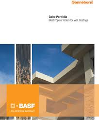 Color Portfolio Most Popular Colors For Wall Coatings Pdf