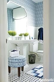Blue And White Bathroom Tiles Navy Blue And White Bathroom Floor
