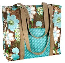 Free Tote Bag Patterns Mesmerizing FREE Tote Bag Pattern My Handmade Space