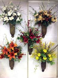 flower wall sconce wall sconce decor ideas with beautiful fall colors metal flower wall sconces