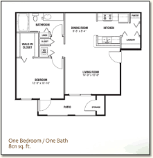 Lady Lake, FL Apartments With One Bedroom, 801 Sq. Ft.