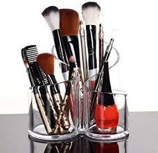PuTwo <b>Makeup</b> Brush <b>Holder</b>, <b>Makeup</b> Brush <b>Organizer</b>, <b>Cosmetic</b> ...