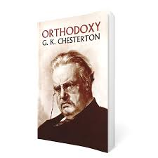 Image result for chesterton's orthodoxy book cover